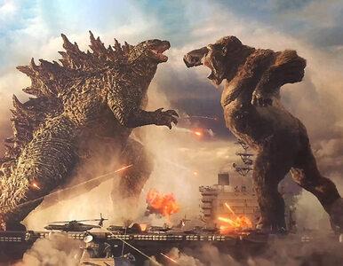 """""""Godzilla kontra Kong"""". Warner Bros. pokazał spektakularny zwiastun filmu!"""
