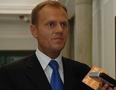 Tusk: nie zdecydowałem czy kandydować na prezydenta