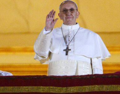 """Papież ujawnia szczegóły konklawe i chce """"biednego Kościoła"""""""