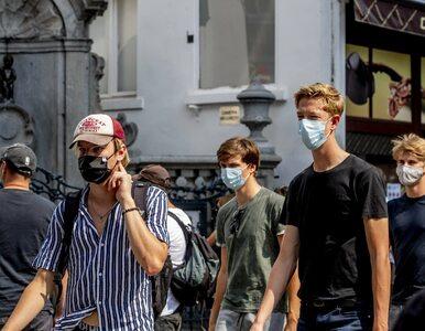 Belgia. Rośnie liczba zakażeń, a władze rozluźniają restrykcje
