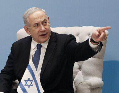 """Tajny lot premiera Izraela i szefa Mossadu do Arabii Saudyjskiej. """"Trwa..."""
