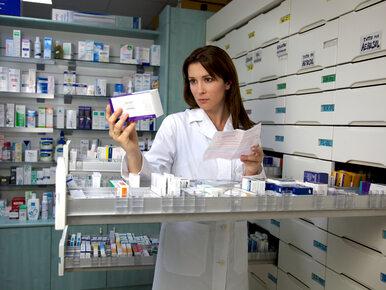 Antybiotyk i plastry rozgrzewające wycofane z obrotu