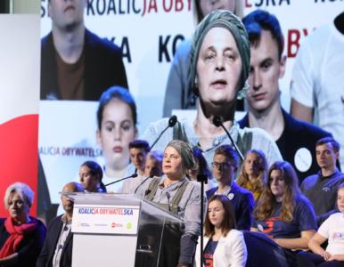 Świadectwo Janiny Ochojskiej na konwencji Koalicji Europejskiej....
