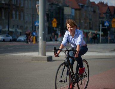Ukradziono rower minister Emilewicz. Złodziej był niezwykle bezczelny