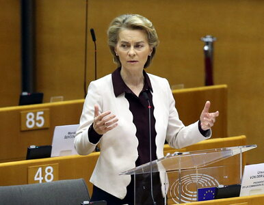 """Szefowa KE przedstawiła stanowisko ws. """"stref wolnych od LGBT"""" i krytyki..."""