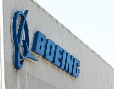 """Największy Boeing z rodziny 737 Max wykonał lot testowy. """"Samolot spisał..."""