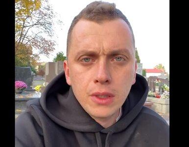 """Dziennikarz Wojciech Bojanowski w osobistym nagraniu. """"Pamiętam, jak się..."""