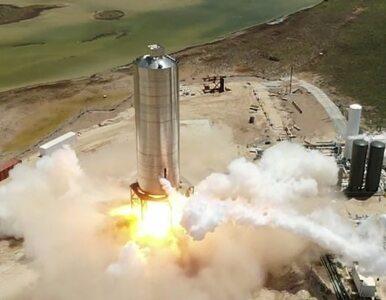 Elon Musk: Kolejna wersja Starshipa gotowa za tydzień. Poleci w kosmos