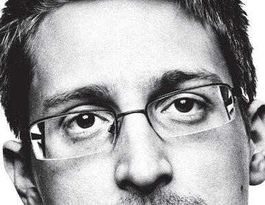 """""""Pamięć nieulotna"""" – autobiografia Edwarda Snowdena. """"Poświęcił swoją..."""