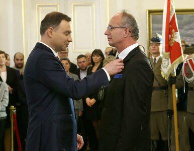 Prezes Instytutu Pamięci Narodowej nie przyjął dymisji profesora...