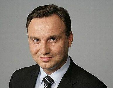 Andrzej Duda jedynką na liście PiS w Krakowie