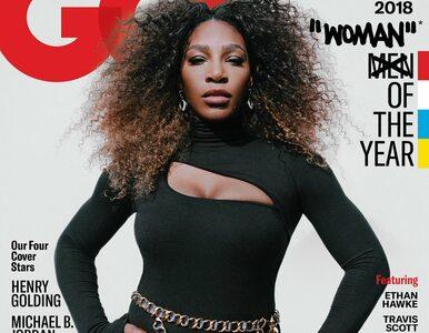 """Burza po publikacji magazynu """"GQ"""". Chodzi o okładkę z Sereną Williams"""