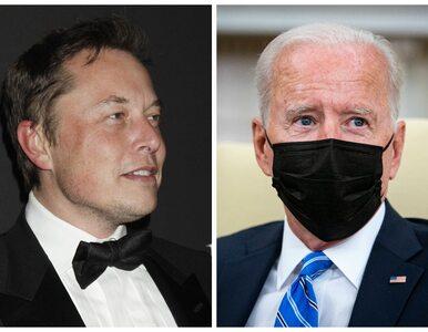 Elon Musk wbija szpilę Joe Bidenowi. Chodzi o brak reakcji na przełomową...