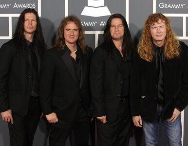 Megadeth wyrzuca Dawida Ellefsona. Wszystko przez seksskandal