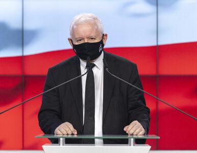 Zawiadomienie Banasia po słowach Kaczyńskiego. Jest decyzja prokuratury