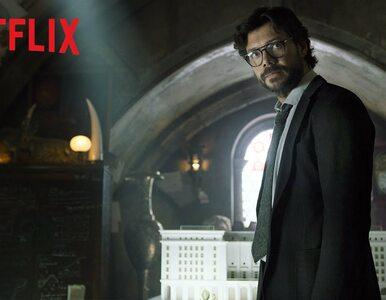 """Jest zwiastun 4. sezonu serialu """"Dom z papieru""""! Czego się z niego..."""