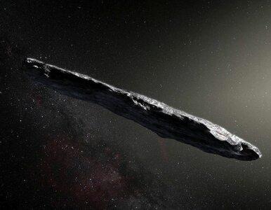 """Kosmiczny """"gość"""" zawitał do Układu Słonecznego. """"Nigdy wcześniej czegoś..."""
