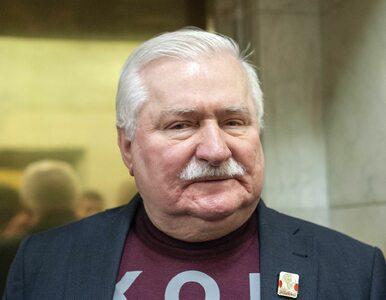 """Lech Wałęsa dementuje rzekomą wypowiedź o swoim synu. """"Nieprawdziwa..."""