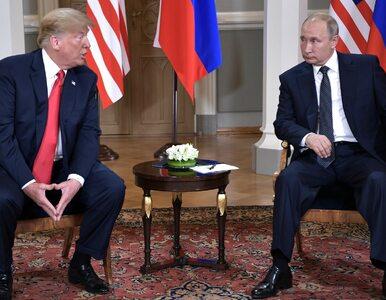 """Putin zaprosił Trumpa do Moskwy. """"O ile stworzone zostaną odpowiednie..."""