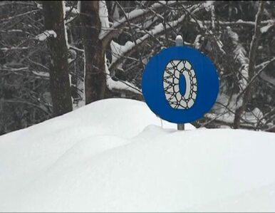 Rekordowe opady śniegu w Austrii. Najwyższy stopień zagrożenia lawinowego