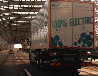 Czy elektryczne ciężarówki w miastach mają sens? Udało się sprawdzić