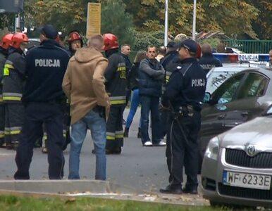 Strzelanina w Warszawie. Sąsiedzi: mrukowaty dziwak