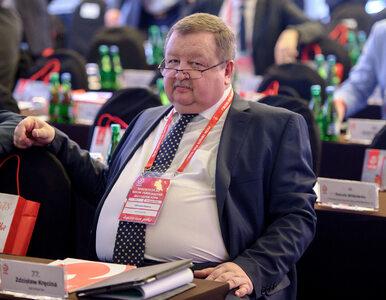 """Zdzisław """"95 proc. alkoholu piję służbowo"""" Kręcina zawitał na Twittera...."""