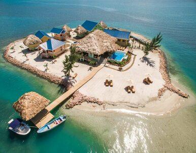 Prywatna wyspa do wynajęcia. Zdjęcia robią wrażenie