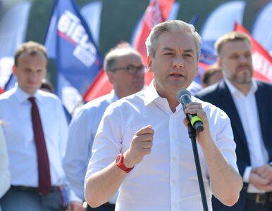 """Biedroń poprze Trzaskowskiego w drugiej turze? """"Na szali leży dobro Polski"""""""