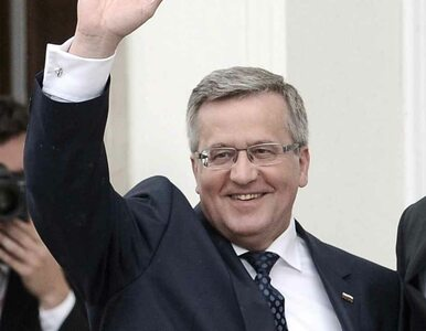 Prezydent rusza w trasę wolności po Polsce w ostatni dzień kampanii