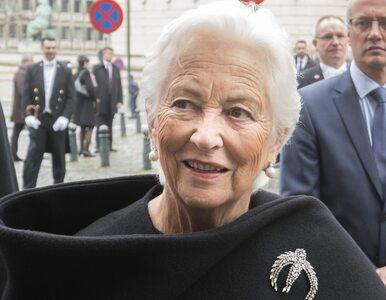 Królowa Paola doznała udaru mózgu podczas pobytu we Włoszech