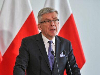 """Marszałek Senatu zapowiada spotkanie z liderami partii. """"Chcemy, aby..."""