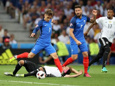 Niemcy-Francja 0:2. Gospodarze turnieju zagrają w finale! Sędzia okradł...