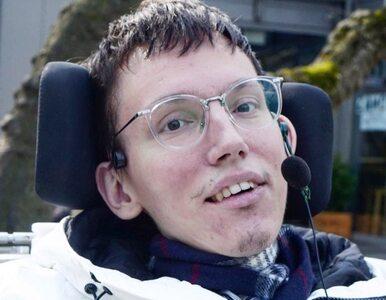 Wojtek Sawicki, influencer z niepełnosprawnością (i misją): Chciałbym...