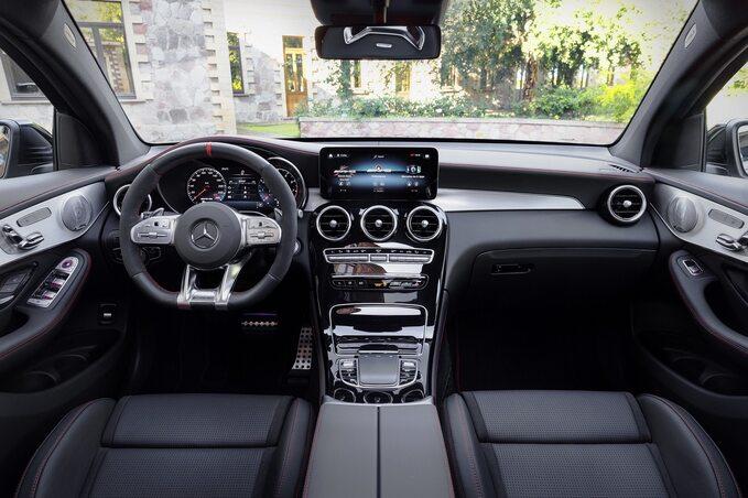 Nowy Mercedes-AMG GLC 43 4Matic