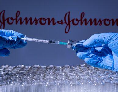 Co z drugą dawką szczepionki Johnson & Johnson? Podano nowe wytyczne
