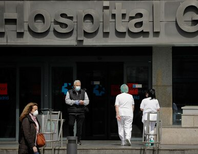 Spada liczba nowych zakażeń koronawirusem w Hiszpanii. Liczba ofiar...