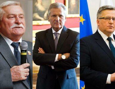 """List byłych prezydentów. """"Polska zmierza do autorytaryzmu i izolacji w..."""