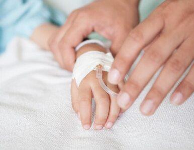 60 proc. dzieci trafia na onkologię z zaawansowanym rakiem. Dwa razy...