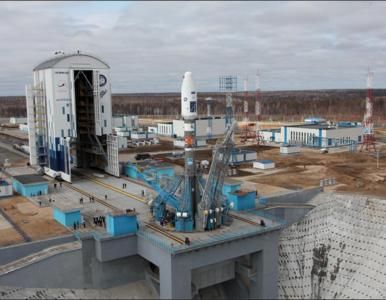 Nieudany start rakiety z nowego rosyjskiego kosmodromu