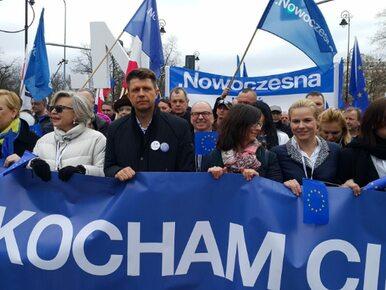 """""""Kocham Cię Europo"""". Marsz w Warszawie w 60. rocznicę podpisania..."""
