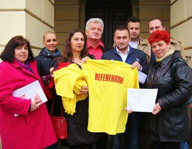 Kolejny wniosek o referendum ws. odwołania prezydent Warszawy