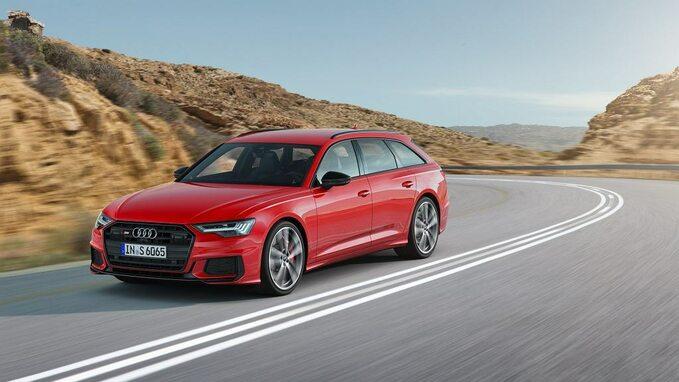 Nowe Audi S6, S7 iS6 Avant