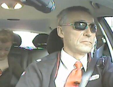 Norwegia: premier... usiadł za kierownicą taksówki