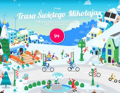 Google przygotował świąteczny prezent. Interaktywna Wioska Świętego...