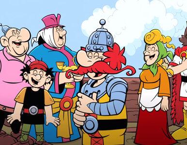 """""""Kajko i Kokosz"""" na Netflix. Animacja na podstawie kultowego komiksu z..."""