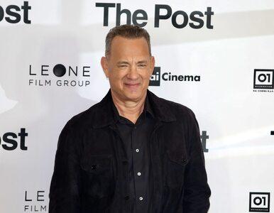 Tom Hanks zagra w filmie wojennym. Twórcy przekazali nowe informacje ws....