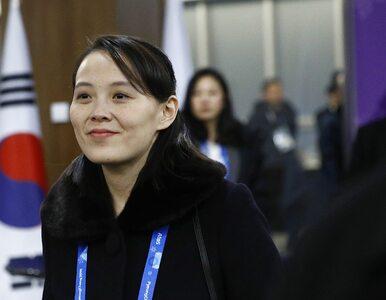 """Siostra Kim Dzong Una grozi Korei Południowej. """"Śmieci muszą zostać..."""