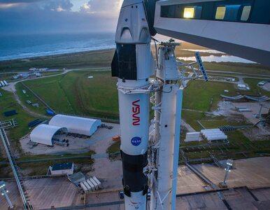 Już jutro start historycznej misji NASA i SpaceX. To pierwszy taki lot...