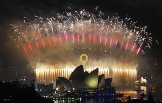 ...i w Australii... (fot. Daniel Munoz/Reuters)
